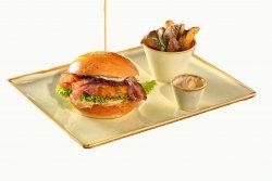 Oxford burger