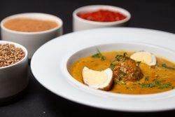 Curry cu ouă image