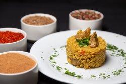 Orez basmati cu porc și arome indiene (Pork Biryani) image