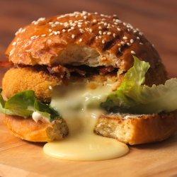 Burger Veggie Camembert image