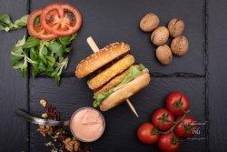 Burger Piu-Piu și Camembert image