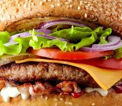 Meniu Beef Burger Angus image