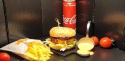 Meniu Camembert Burger image