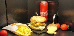 Meniu PIU-PIU Burger image