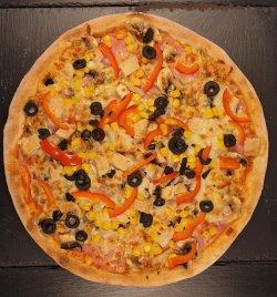 1+1 GRATUIT: Pizza PIU image