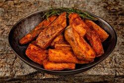 Cartofi dulci wedges image