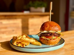 Burger Otto. image