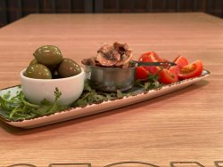 Topping legume gourmet image