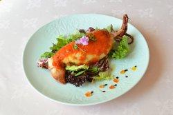Calamari alla Greca image