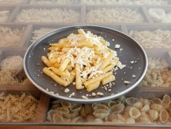 Cartofi prăjiți cu brânza rasă image