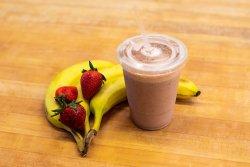 Milkshake Căpșuni și Banane image