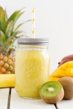 Milkshake Mango și Kiwi image