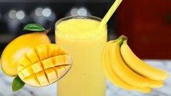 Milkshake Mango și Banane image