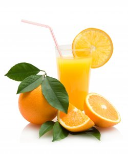 Fresh portocale image