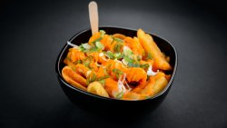 Cartofi prăjiți cheddar image