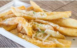 30% Reducere Cartofi prăjiți cheesy image
