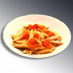 Paste cu somon/Pasta with salmon image
