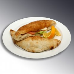 Somon Sandwich / Salmon Sandwich image