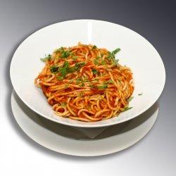 Spaghetti/Penne Al Arrabiata image