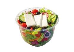 Greek include 1 sos salată  image