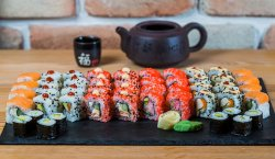 Sushi Master 1 KG Remix