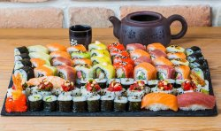 Sushi Master Big In Japan