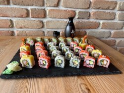Sushi Master California Remix