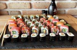 Sushi Master Fish & Cheese