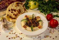 Hummus beiruty cu carne image