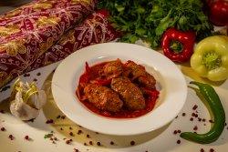Kebab picant vită cu miel image