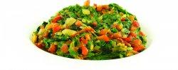 Spanac cu legume image