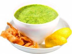 Supă cremă de spanac image