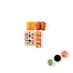 Salmon mix S image