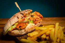 Big food shaworma + cartofi prăjițI + doză suc image