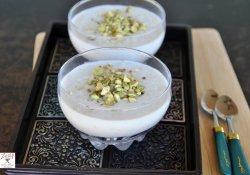 Budincă de orez cu aromă de lămâie image