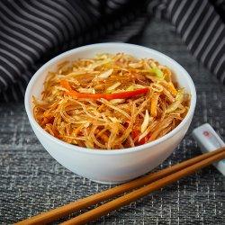 Tăieței de orez cu legume image