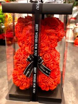 Trandafiri de spuma