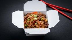 Noodles cu vită și legume image