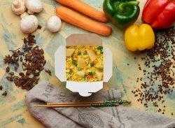 Orez cu curry și ananas (de post) image