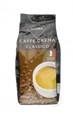 Cafea boabe Rioba Caffe Crema Classico 1kg image
