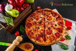 1+1 Pizza Premium Mexicană  image