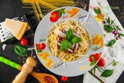 Spaghetti bologneze image