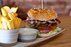 Farm Boy Burger image