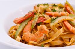 Shrimp Pasta image