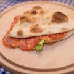 Dublu Sandwich Salam Chorizo
