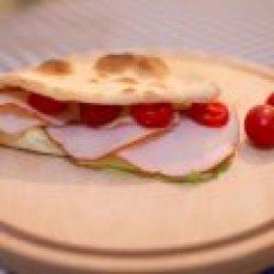 Dublu Sandwich Mușchi File