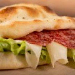 Dublu Sandwich Salam