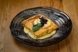 Plăcintă cu brânză dulce *1,3,7 image