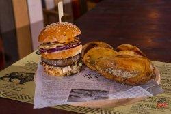 50% reducere Duck express burger menu image