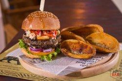 Bazalicious burger menu image